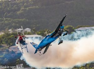 The sint maarten Air Show 1