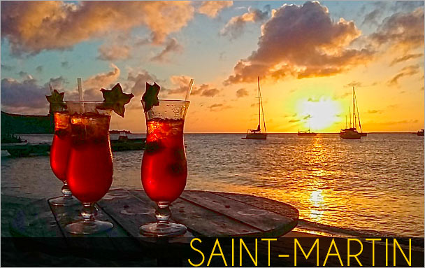 Destinations Saint Martin