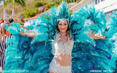 SAINT-MARTIN / SAINT-BARTH : Parade du Carnaval  :)