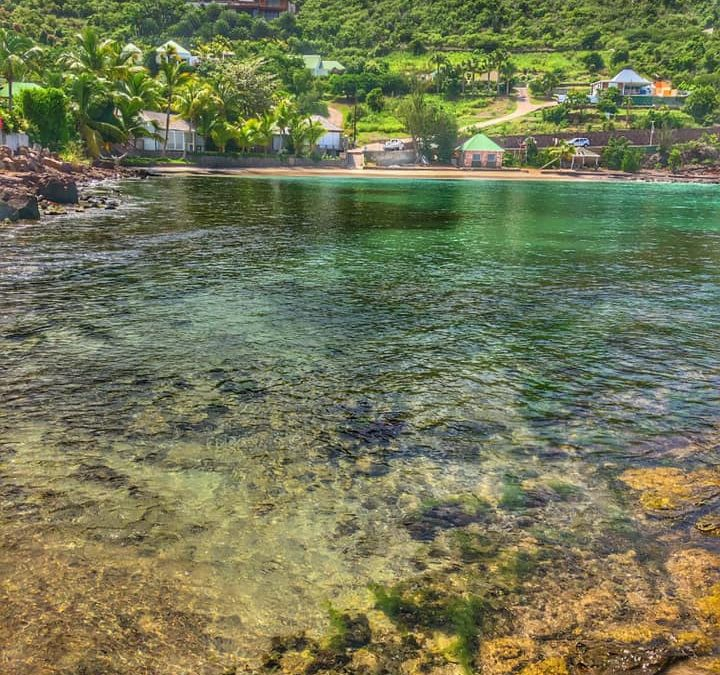 St-Barth: Marigot Beach