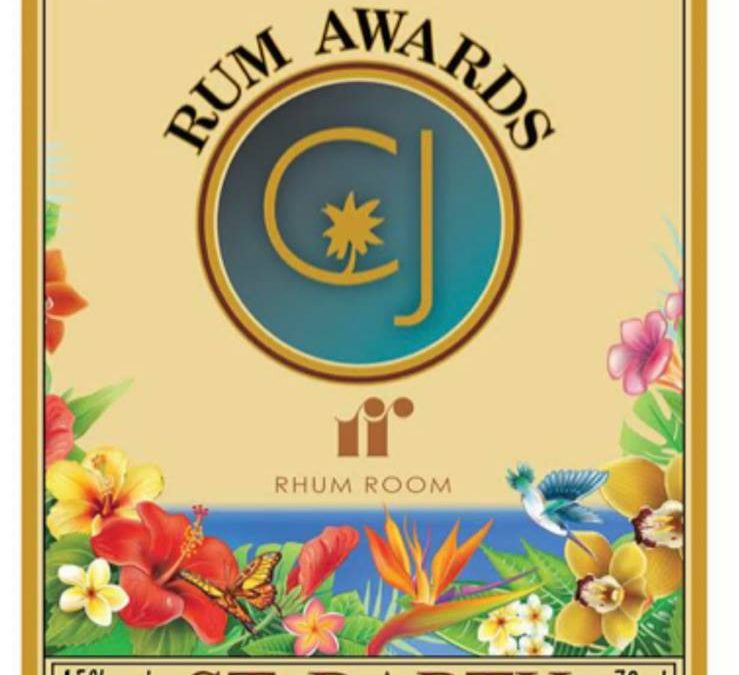 ST-BARTH : Caribbean Rum Award