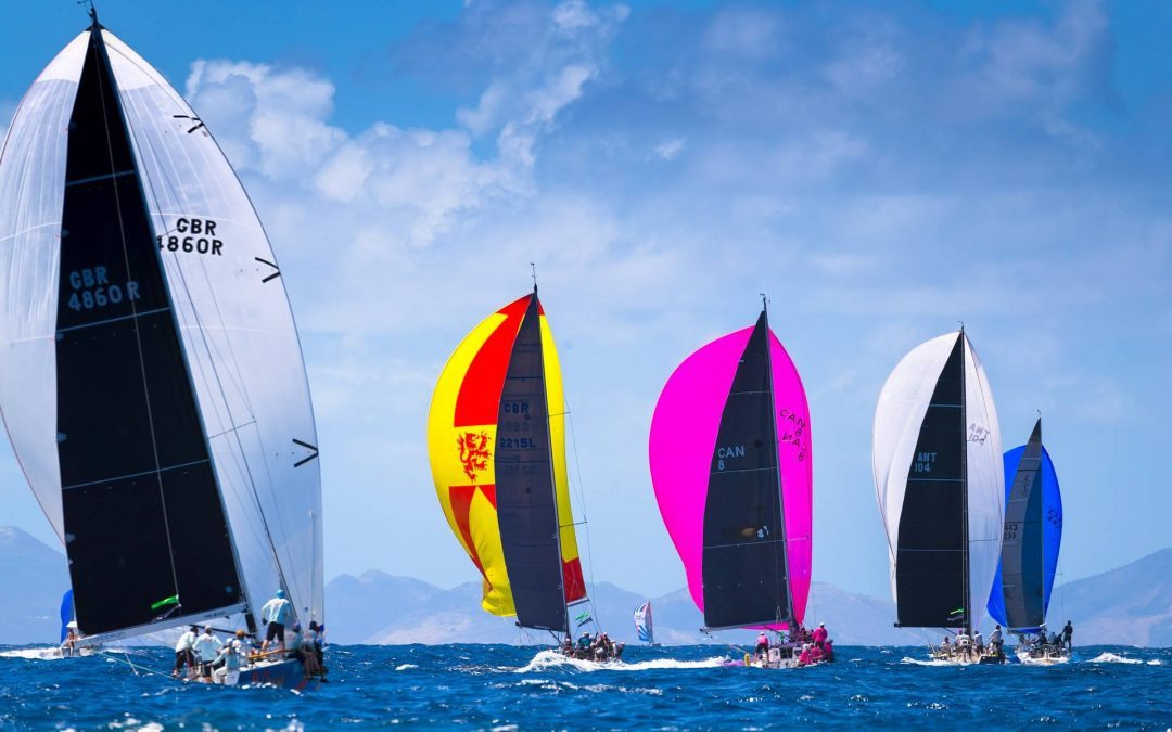Saint-Barth: Sails, a incredible love story!
