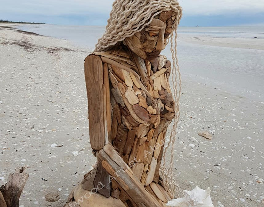 NATURE / ART: When wood brings fantastic creatures to life