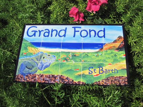 SAINT-BARTH : Grand Fond, entre mystère et authenticité!
