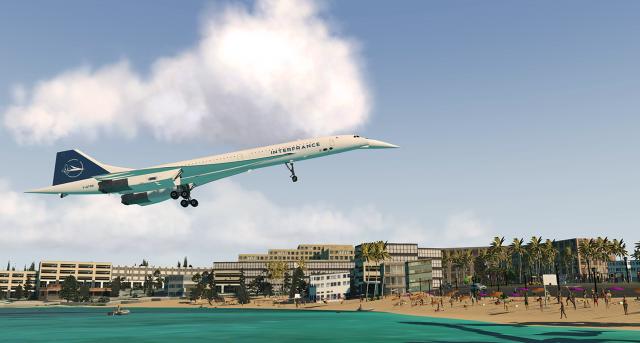 HISTOIRE : Le Concorde, un avion mythique